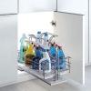 Giá để chai lọ, chất tẩy rửa 2 ngăn INOXEN HU02