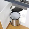 Thùng rác Inox tròn INOXEN HR01