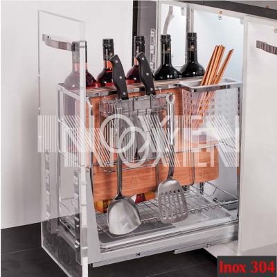 Giá dao thớt INOXEN HD01