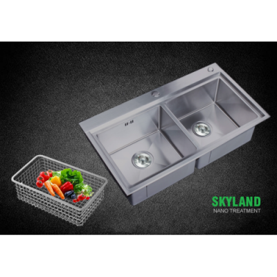 Sink HANDMADE SKYLAND EU-8246HS