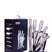 6 pieces stainless steel knife SOOCHI