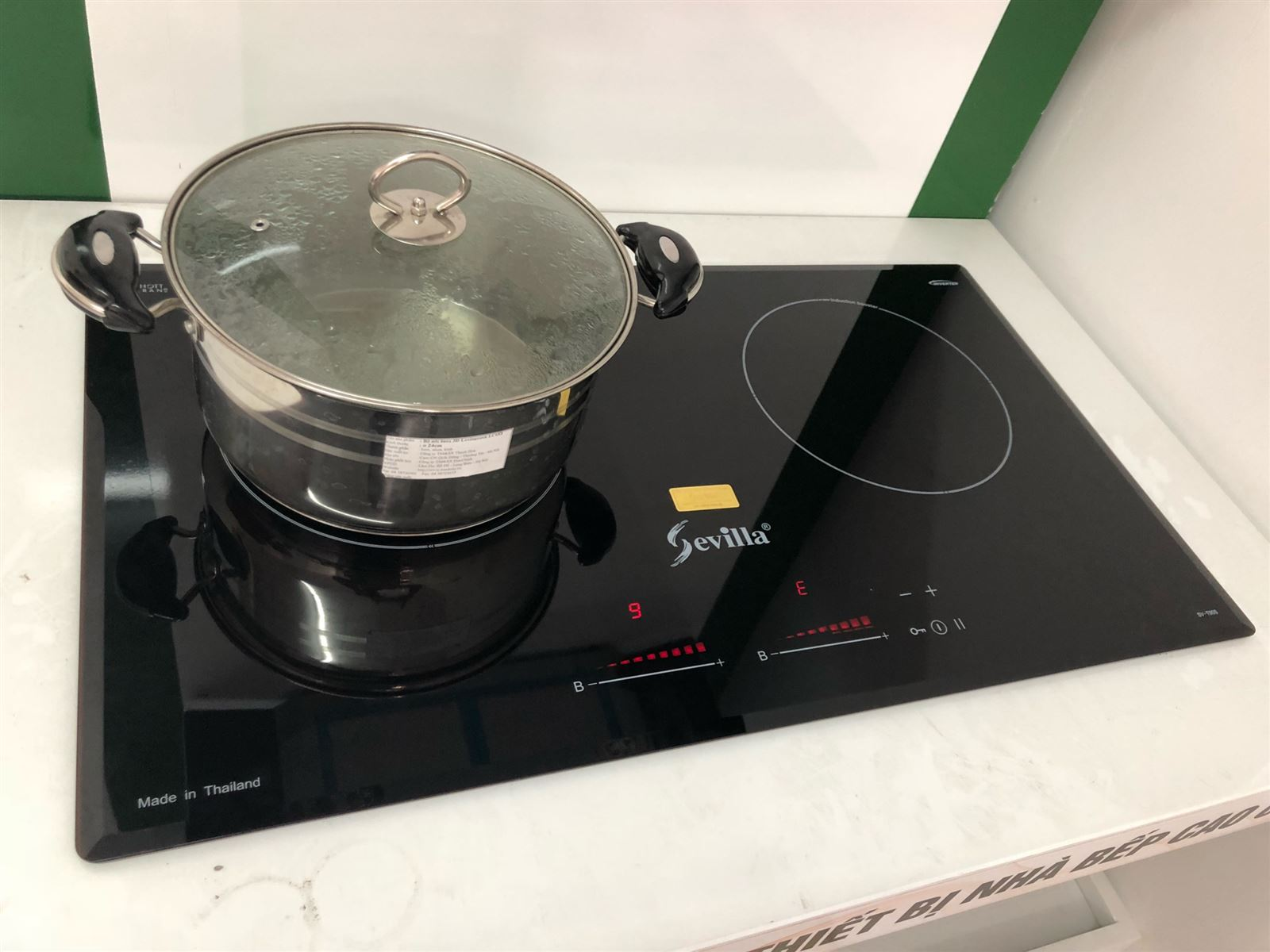 Nguồn gốc của bếp từ nhập khẩu Sevilla SV –T75S