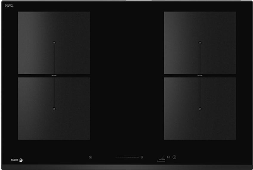 bếp từ 4 IF-ZONE74BS