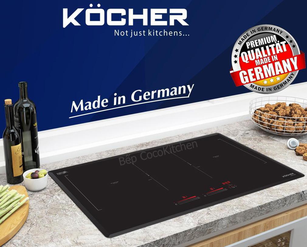 Bếp từ Kocher model DIB4-888