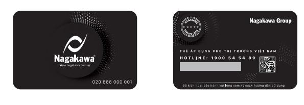 thẻ bảo hành điện tử
