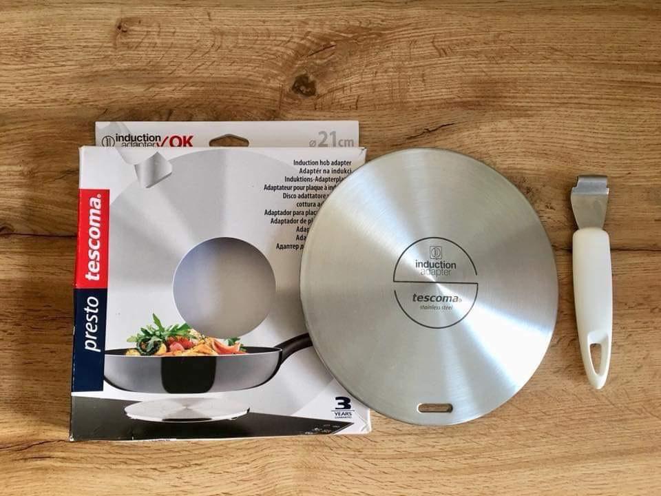 Đĩa chuyển nhiệt bếp từ Tescoma Đức
