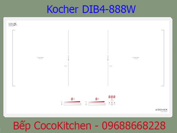 Bếp từ Kocher DIB4-888